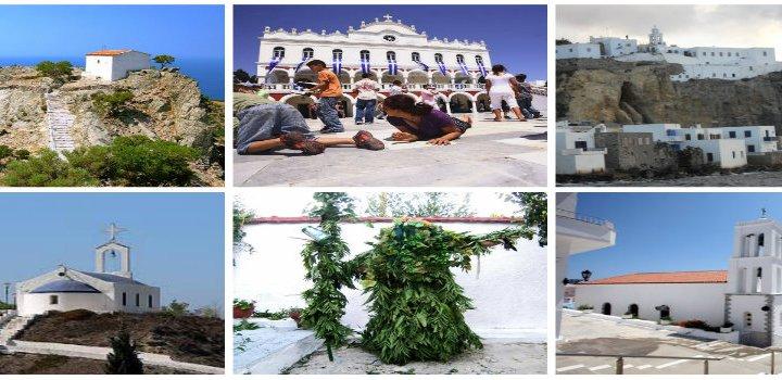 Ήθη και έθιμα του Δεκαπενταύγουστου σε όλη την Ελλάδα, η Παναγία γιορτάζει