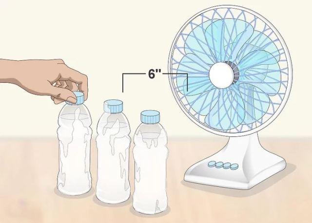 Το αλάτι μειώνει την θερμοκρασία ψύξης του νερού