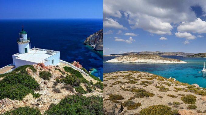 Το μεγαλύτερο νησί της Ελλάδας που δεν έχει ούτε έναν κάτοικο
