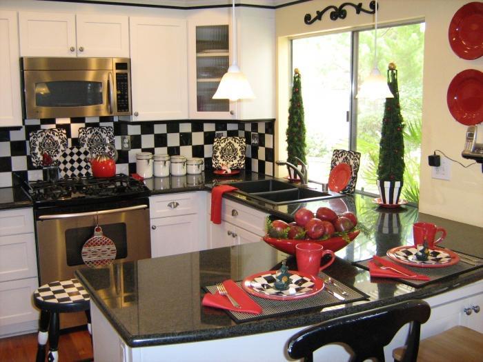 Διακοσμείστε έτσι την κουζίνα σας για να μπείτε σε mood Χριστουγέννων