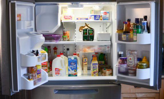 Διώξτε τις Άσχημες Μυρωδιές από Ψυγείο