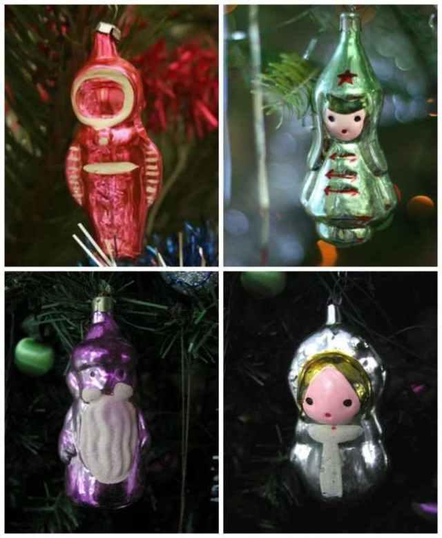 Κοσμοναύτες, στρατιωτάκια και ο Άγιος Βασίλης
