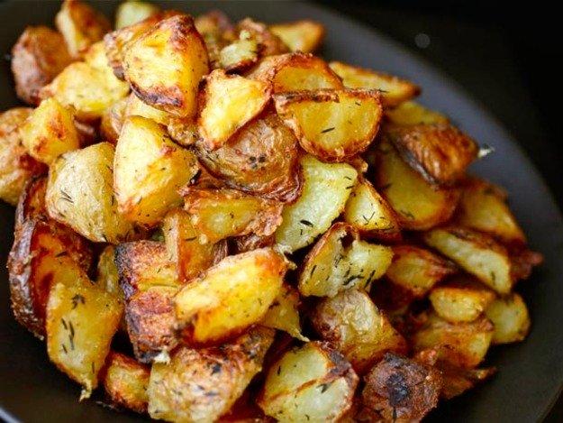 Για τέλειες τηγανητές πατάτες