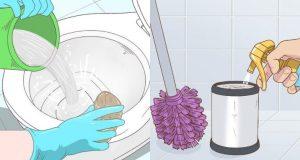 7 έξυπνα tips για να καθαρίσετε και να απολυμάνετε το μπάνιο σας