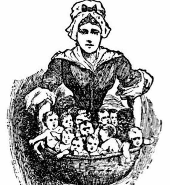 Κυρία Harrison – 35 παιδιά