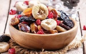Αποξηραμένα φρούτα ποια ταιριάζουν στη δίαιτα και ποια να αποφεύγετε