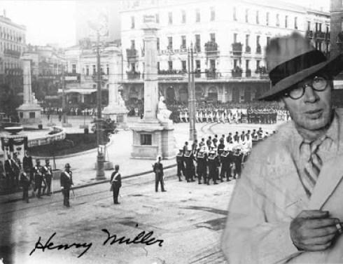Ο Henry Miller στα όρια της τρέλας