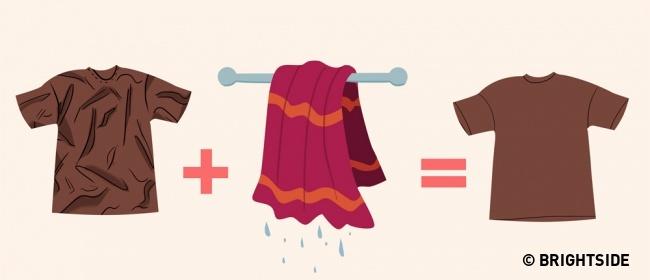 Βρεγμένη πετσέτα