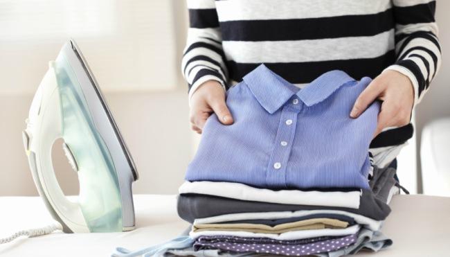 Tips για γρήγορο σιδέρωμα