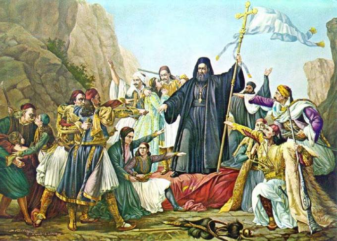Read more about the article O Κλήρος στην Επανάσταση του 1821