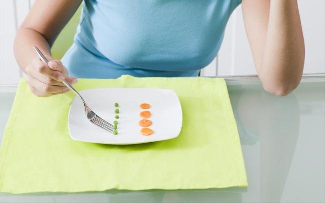 Κάνοντας συνέχεια δίαιτες