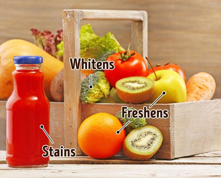 Προϊόντα που επηρεάζουν τη μυρωδιά και τη μικροχλωρίδα της στοματικής κοιλότητας