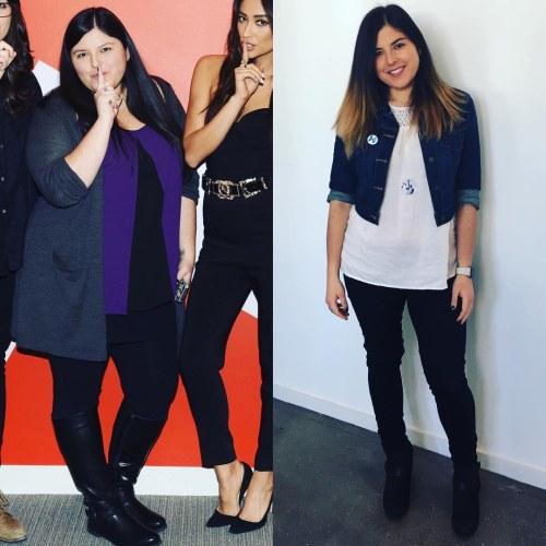 27χρονη χάνει 40 κιλά σε 9 μήνες χωρίς δίαιτα, με οχτώ απλούς τρόπους