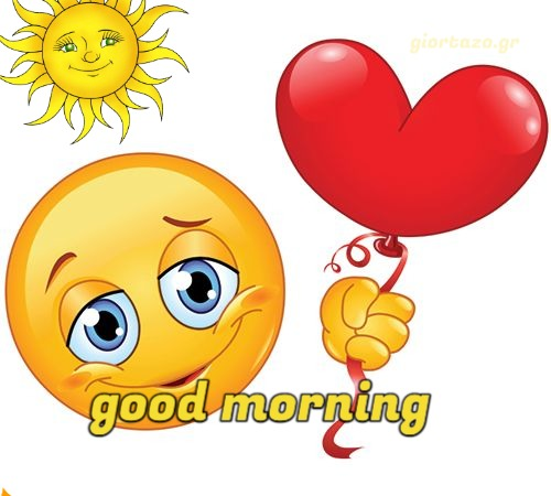 Smiley Faces For Good Morning