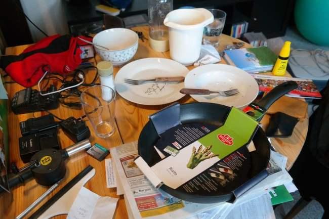 Συνήθειες που Κάνουν το Σπίτι Ακατάστατο