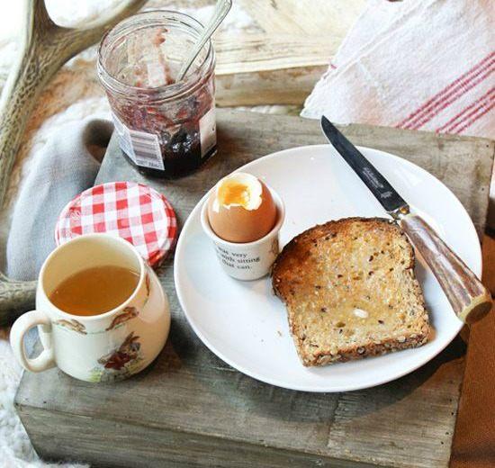 Πρωινό: 6 επιλογές που αδυνατίζουν!