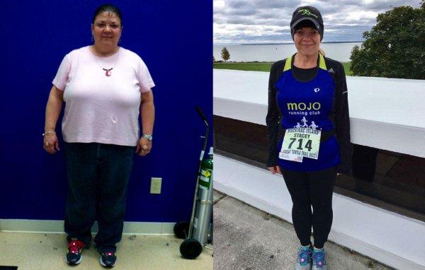 Ξεκίνησε το τρέξιμο και κατάφερε να χάσει 59 κιλά!