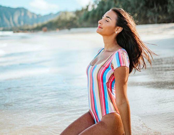 να βγείτε με αυτοπεποίθηση στην παραλία