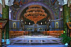 Read more about the article Η μεγαλύτερη εκκλησία στην Ελλάδα χρειάστηκε 66 χρόνια για να φτιαχτεί