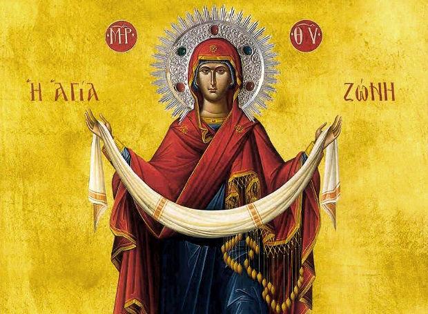 Read more about the article 31 Αυγούστου: Ανάμνησις της καταθέσεως της Αγίας Ζώνης της υπεραγίας Θεοτόκου, Των εν Νικομηδεία αγίων Μαρτύρων