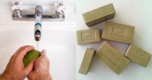 Read more about the article Πράσινο σαπούνι: Η μεγάλη του αξία και οι ευεργετικές χρήσεις του που λίγοι γνωρίζουν