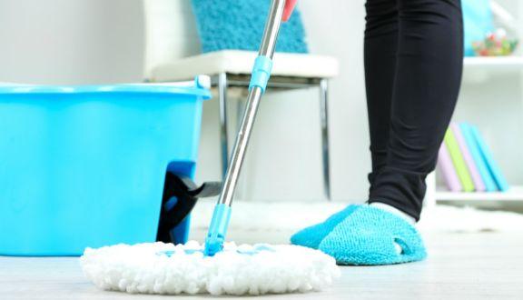 Πεντακάθαρο Πάτωμα Χωρίς Καθάρισμα