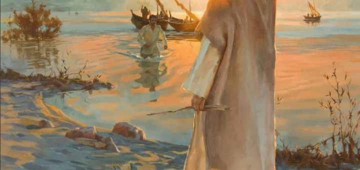 E nessuno dei discepoli osava domandargli: «Chi sei?», perché sapevano bene che era il Signore.