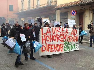Il dissenso non si arresta. La vostra repressione non ci fermerà!