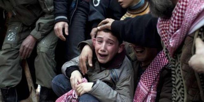 Precipizio siriano
