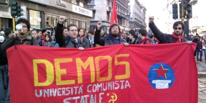 Milano. Contro ogni liquidazionismo, rilanciare la presenza comunista nelle università