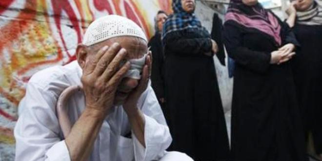 Lo spettro del massacro sotto il cielo di Gaza