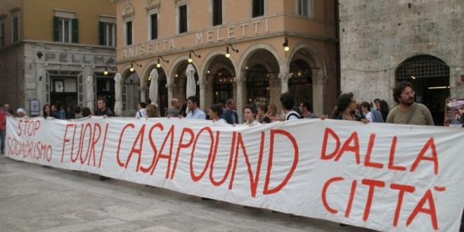 Parlare di antifascismo a scuola per fermare Casapound