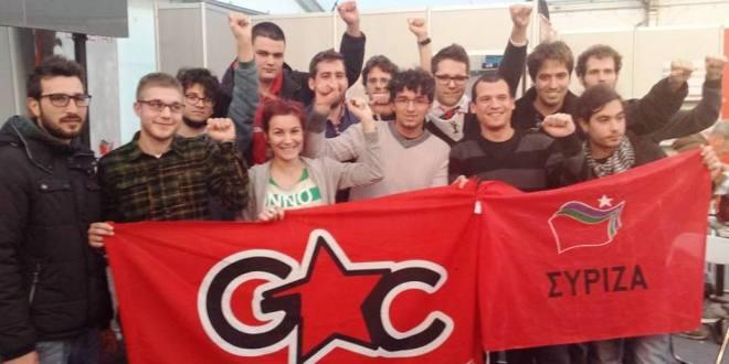 Qui Atene! 2° report delle/dei Giovani Comuniste/i (Brigata Kalimera)
