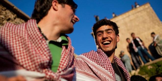 La prima tappa del nostro viaggio in Kurdistan