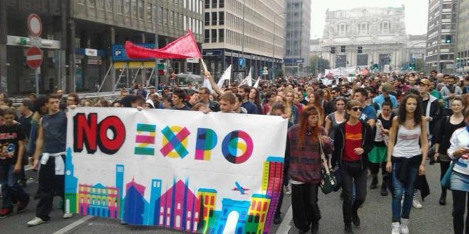 Expo. Nutrire i padroni, energie per lo sfruttamento