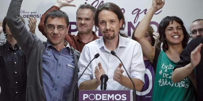 Più di Podemos vince il modello Barcellona