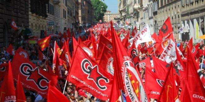 """Giovani Comunisti/e:""""Buon lavoro al neo esecutivo nazionale"""""""