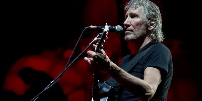 Roger Waters contro Bon Jovi in concerto in Israele