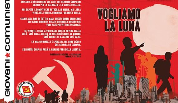 """Giovani Comunisti: """"Organizzati! Iscriviti! Lotta! Per un 2016 all'attacco!"""""""
