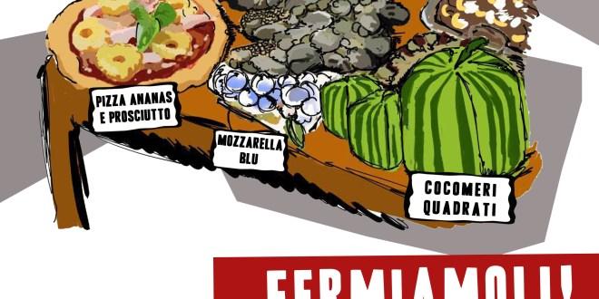 È questo il futuro che vuoi per l'Italia? Fermiamoli! Stop TTIP, 7 Maggio a Roma