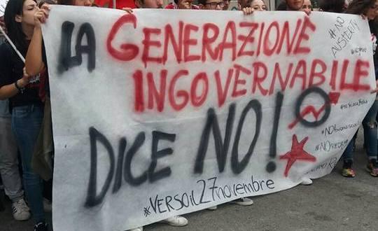 In piazza il 5 novembre contro Renzi e le sue politiche, anche in Toscana costruiamo il NO sociale!