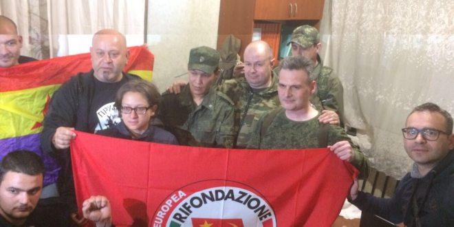 3° Carovana Antifascista – Giorno 1 – 30 aprile 2017