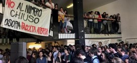 CONTRO IL NUMERO CHIUSO! A Milano e in tutta Italia.