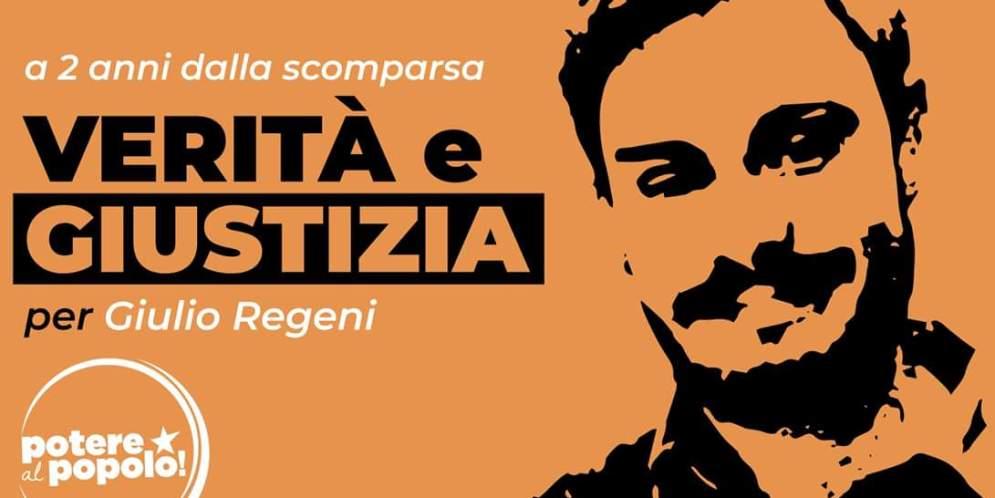 A due anni dall'omicidio. Ferroni: Verità e giustizia per Giulio Regeni!
