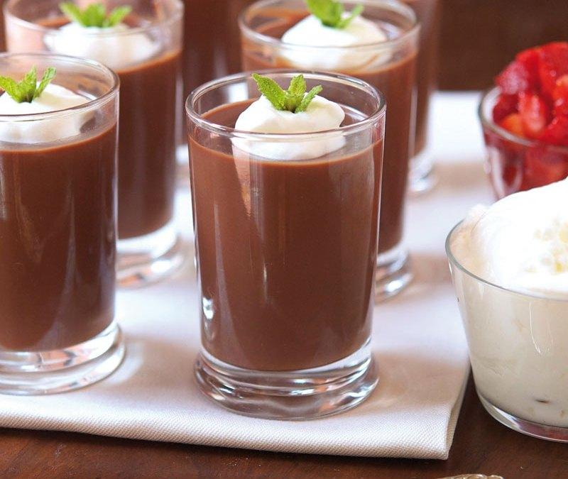 Goloso al cioccolato, un'idea per merenda
