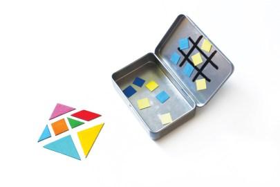 """La scatolina magnetica con i giochi """"do it yourself"""""""