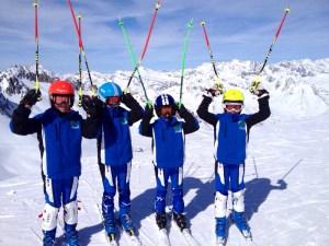 GG montagna e neve con i bambini17
