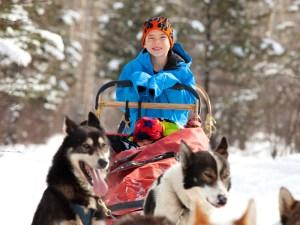 GG montagna e neve con i bambini9