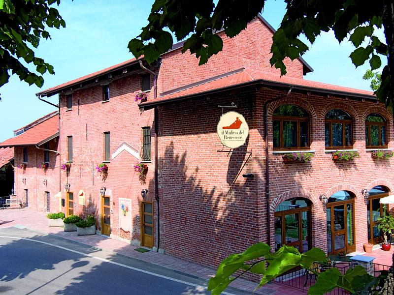 Il Mulino del Benessere: la spa per famiglie a Villastellone (TO)