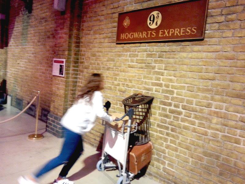 Harry Potter Inghilterra